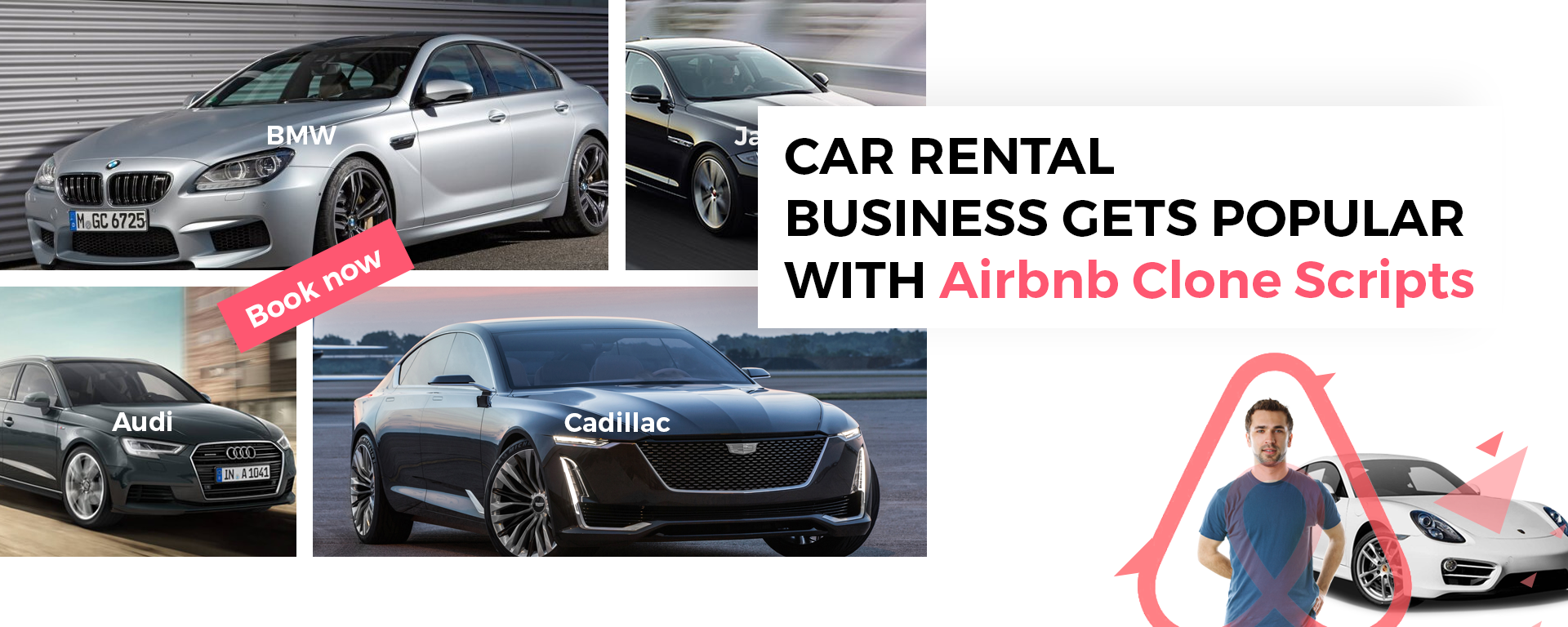Car Rental business gets Popular with Airbnb Clone Scripts – Here are the Reasons
